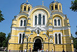 Kiev Photo Gallery. St Vladimir's Cathedral