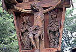 Lviv Photo Gallery. Open Air Museum, Wooden Cross