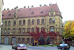 Lviv Photo Gallery. Fire Station. XVIII century