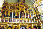 Lviv Photo Gallery. Iconastas of St. Pyatnitsya (Saint Friday)